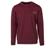 Essential Surfers Crew - Sweatshirt - Rot