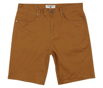 Outsider 5 Pockets - Shorts - Braun