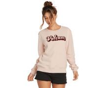 Sound Check Fleece - Sweatshirt - Pink