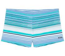 Boxer-Badehose - Shorts - Streifen