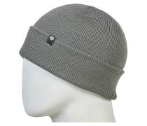 Standard Roll Up Mütze - Grau