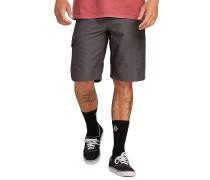 "Snt Dry Cargo 21"" - Cargo Shorts - Grau"