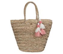 Shorelines Straw - Tasche - Weiß