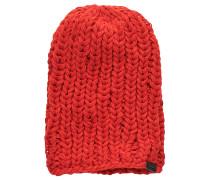 Venetio Knit - Mütze - Rot