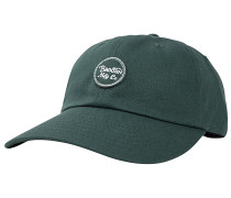 Wheeler Strapback Cap - Grün