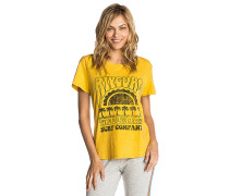 Coral Bay - T-Shirt - Gelb