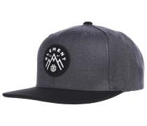 Trekker Snapback Cap - Grau