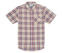 Lennox Shirt - Hemd - Beige