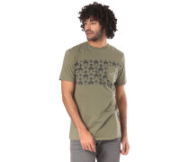 Planet Of The Lost - T-Shirt - Grün