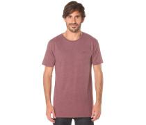 Ligull Long 2 - T-Shirt - Rot