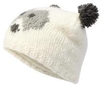 Panda - Mütze - Weiß