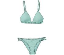 Desert Flower - Bikini Set - Grün