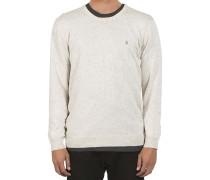 Uperstand Crew - Sweatshirt - Weiß