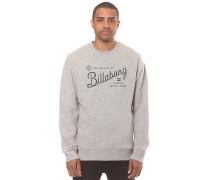 Wilcox Crew - Sweatshirt - Grau