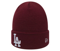 Cuff Los Angeles Dodgers Mütze - Rot