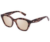 Wannabae - Sonnenbrille - Braun