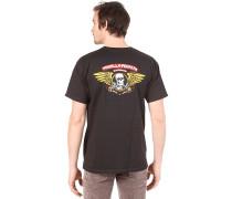 Winged Ripper - T-Shirt - Schwarz