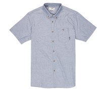 All Day Oxford - Hemd - Blau