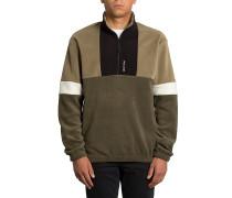 Trekker Sherpa Crew - Sweatshirt - Grün
