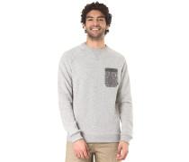Transmit Crew - Sweatshirt - Grau