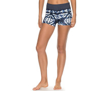 Natural Twist - Shorts - Blau