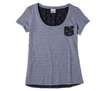 Tanako - T-Shirt - Blau