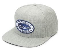 Cresticle - Snapback Cap - Grau