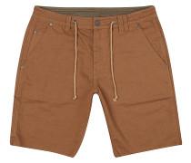 Craftman - Shorts - Braun
