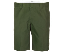 Slim Stgt - Chino Shorts - Grün
