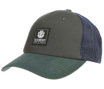 Icon Mesh Trucker Cap - Grün