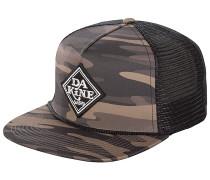Classic Diamond Trucker Cap - Camouflage