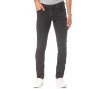 Tight Key Black - Jeans - Grau