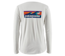 Cap Cool Daily Graphic L/S - Outdoorshirt