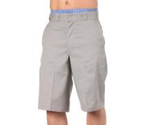 13in Mlt Pkt - Chino Shorts - Grau