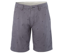 Friday Night - Chino Shorts - Grau