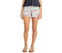 Waves All Day - Shorts - Blau