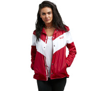 Coach Away - Jacke - Rot