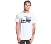 High Speed Purs - T-Shirt - Weiß
