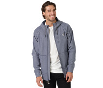 Crown Bonded - Fleecejacke - Blau