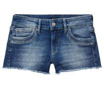 Ripple - Shorts - Blau