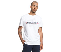 Destroy Advert - T-Shirt - Weiß