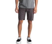 Wislab - Chino Shorts - Schwarz