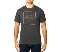 Chapped Airline - T-Shirt - Schwarz