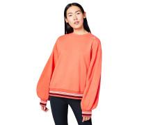 Sweatshirt - Sweatshirt - Orange
