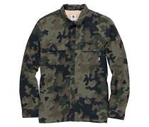 Kingsley L/S - Hemd - Camouflage