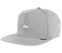 6P SB Change Snapback Cap - Grau