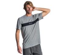 Corduroy Vpc - T-Shirt - Grau