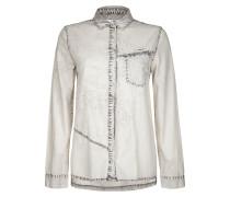 Siphon - Hemd - Weiß