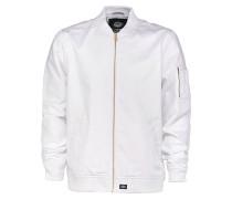 Hughson - Jacke - Weiß