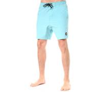 Hooked on Marle 2 - Boardshorts - Blau